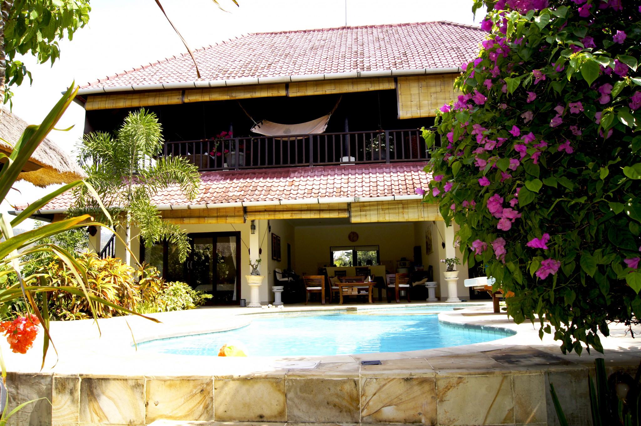 Villa Beranda, Bali. Foto Ida Thunberg