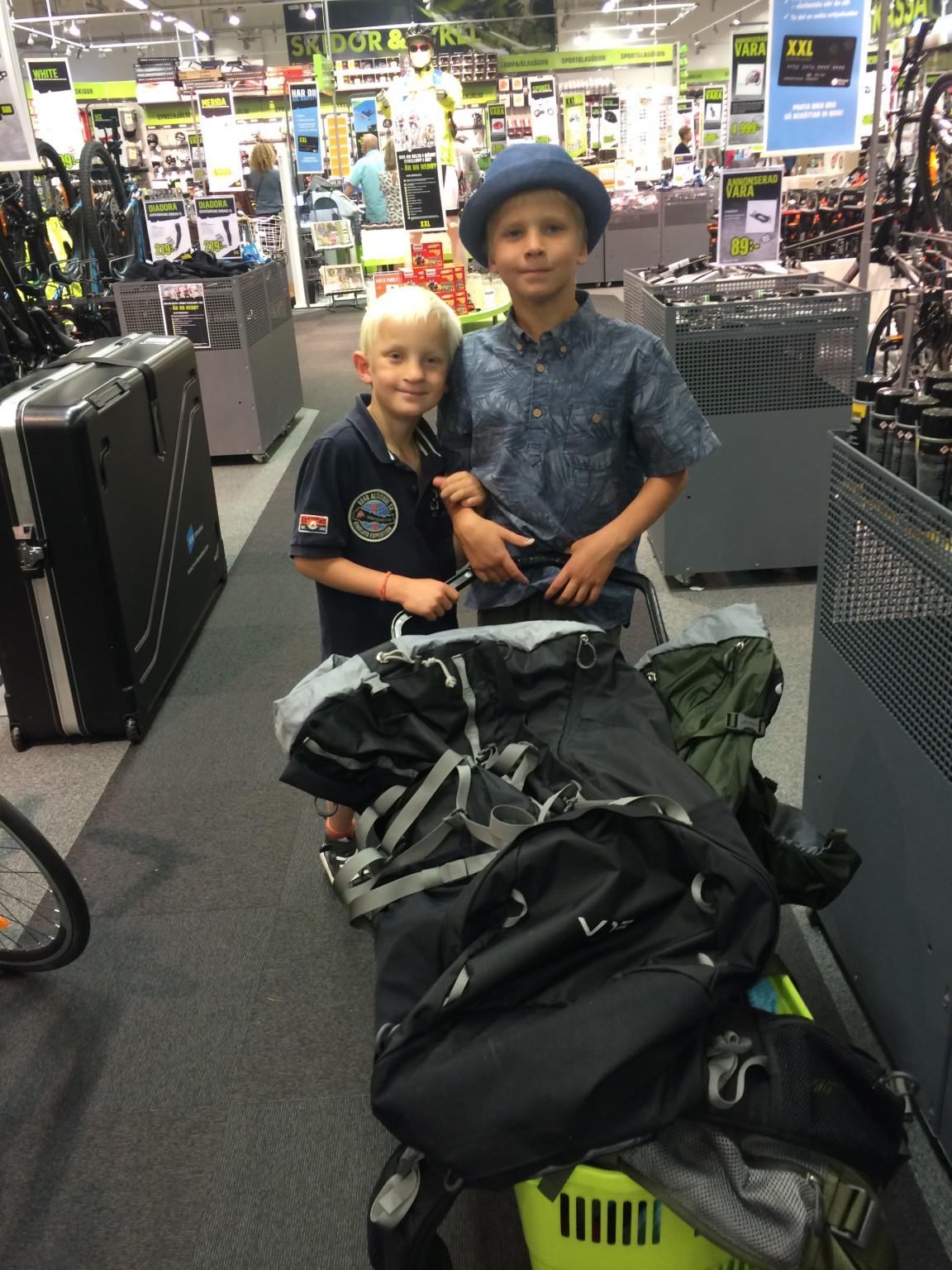 xxl ryggsäckar