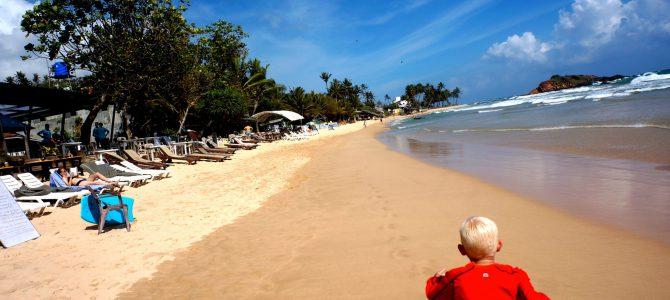 Mirissa – en strand där man vill stanna kvar
