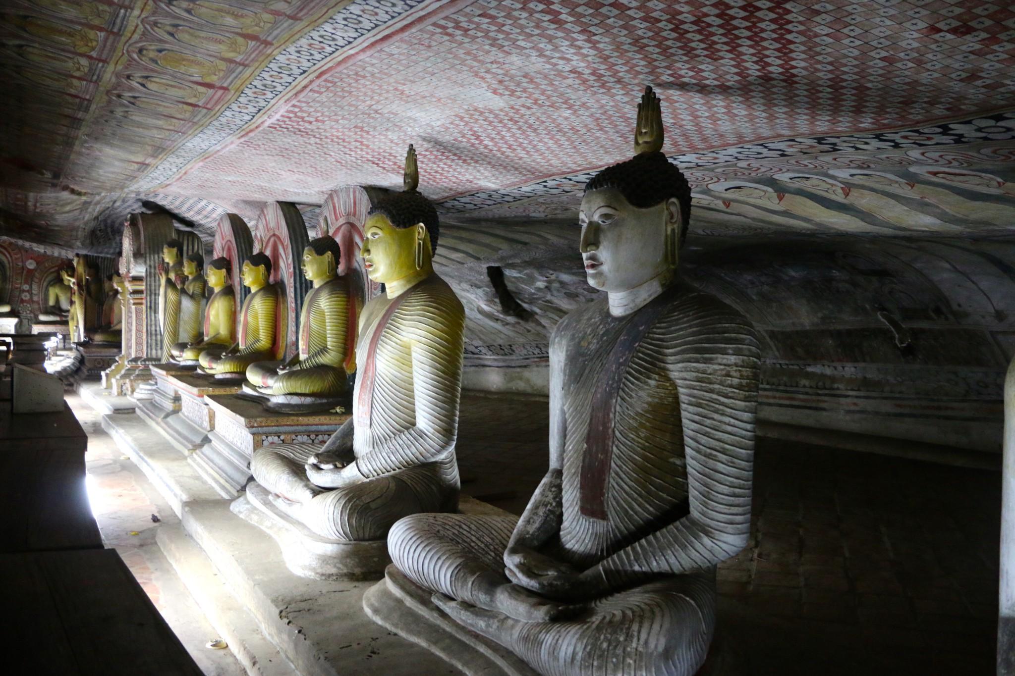 gyllene templet sri lanka