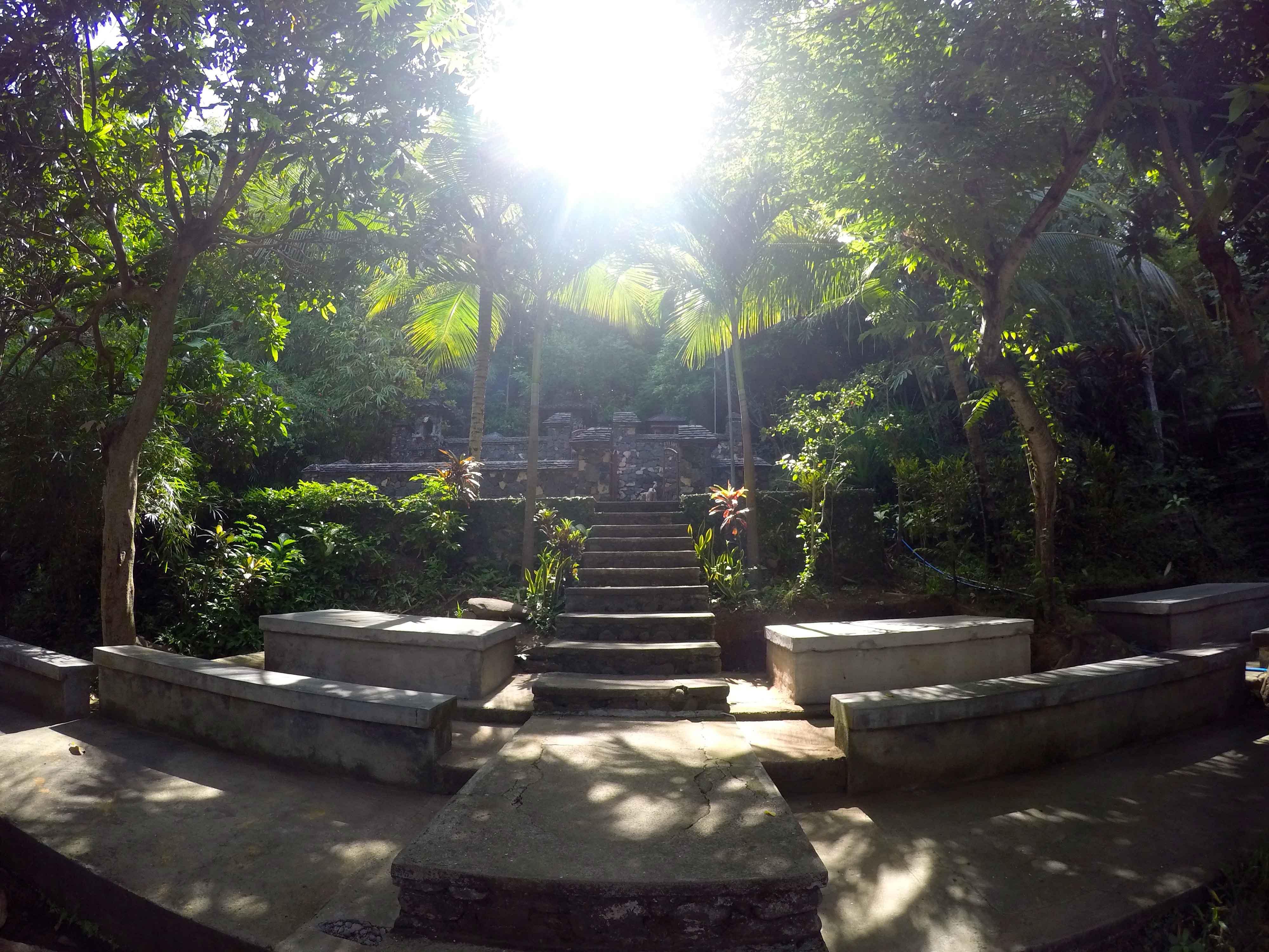 bali hot spring