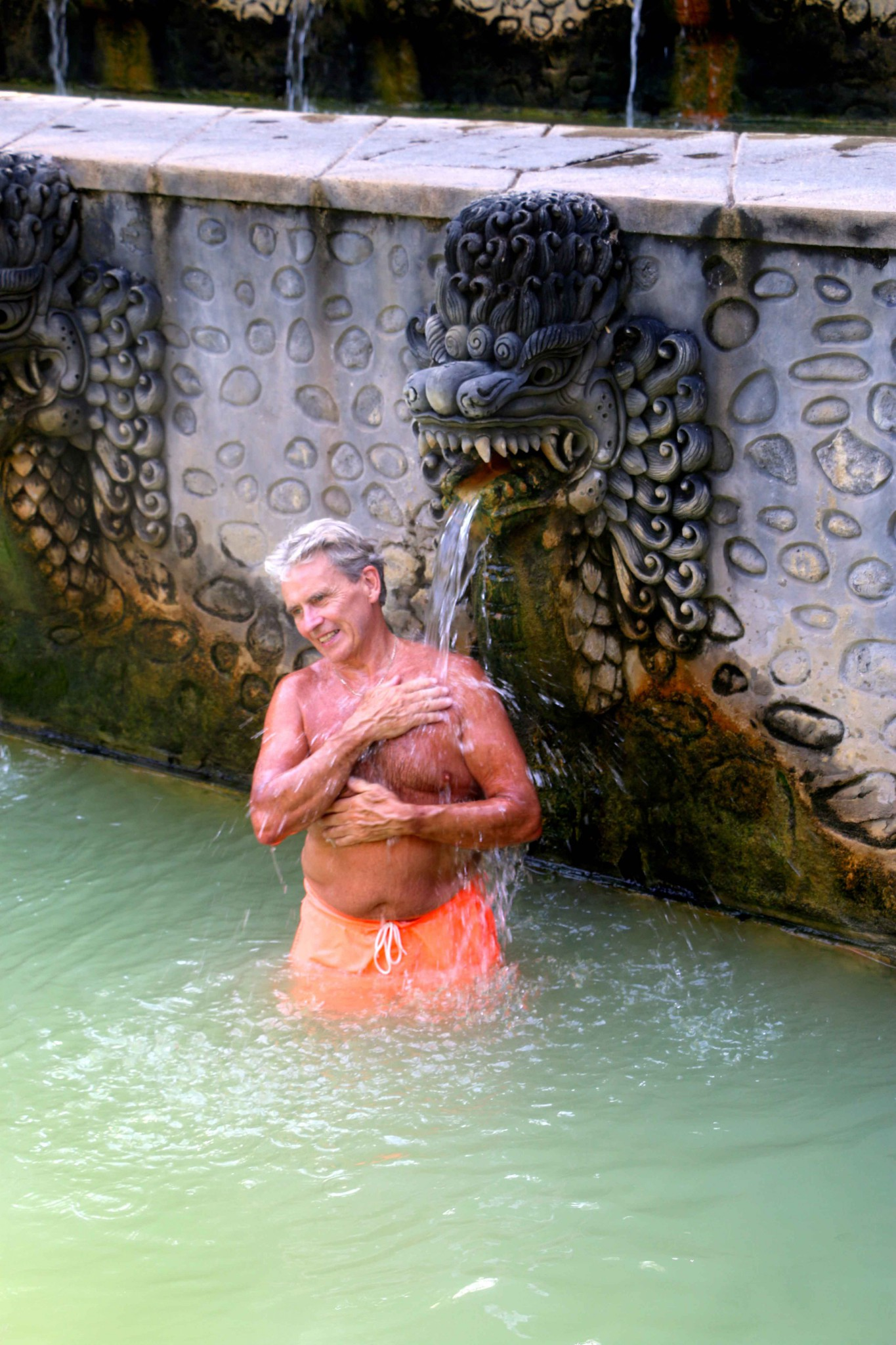 hot spring lovina