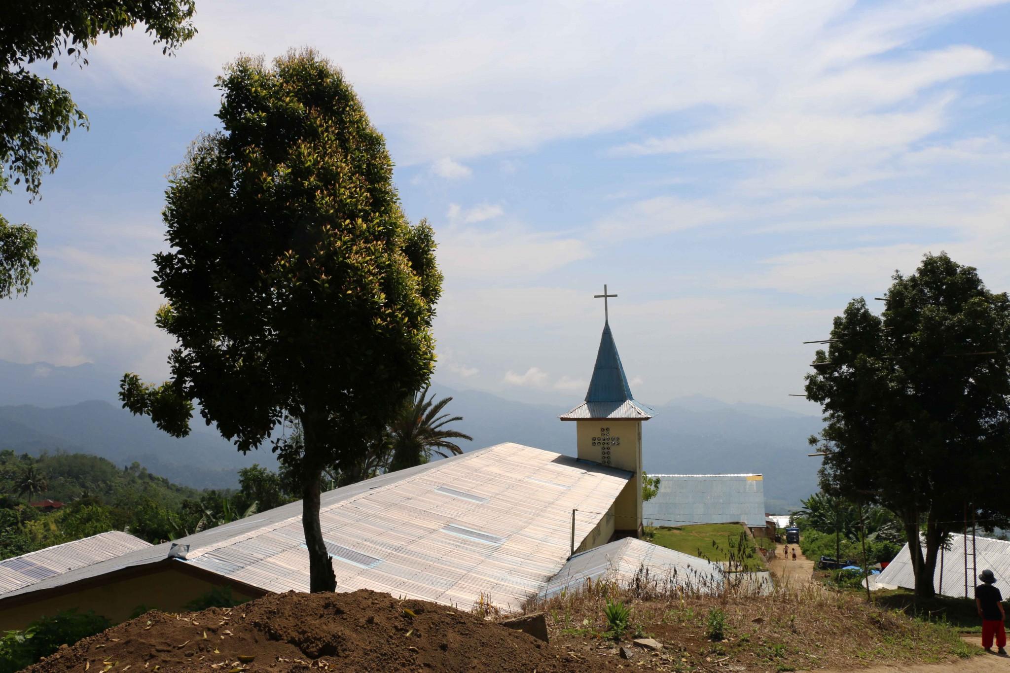 kelimutu kyrka
