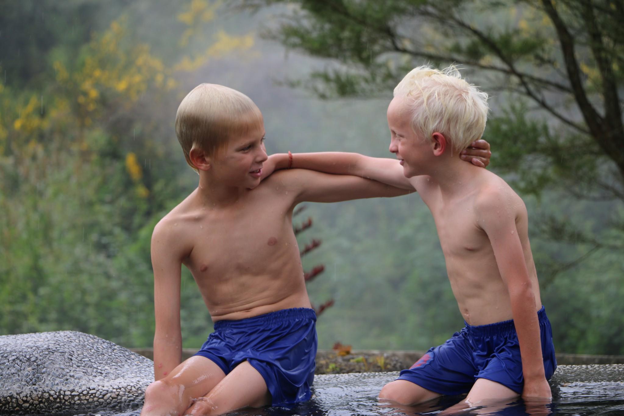 resa med barn i nya zeeland
