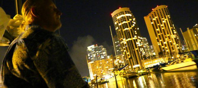Honolulu från havet – Om en förtrollad kväll