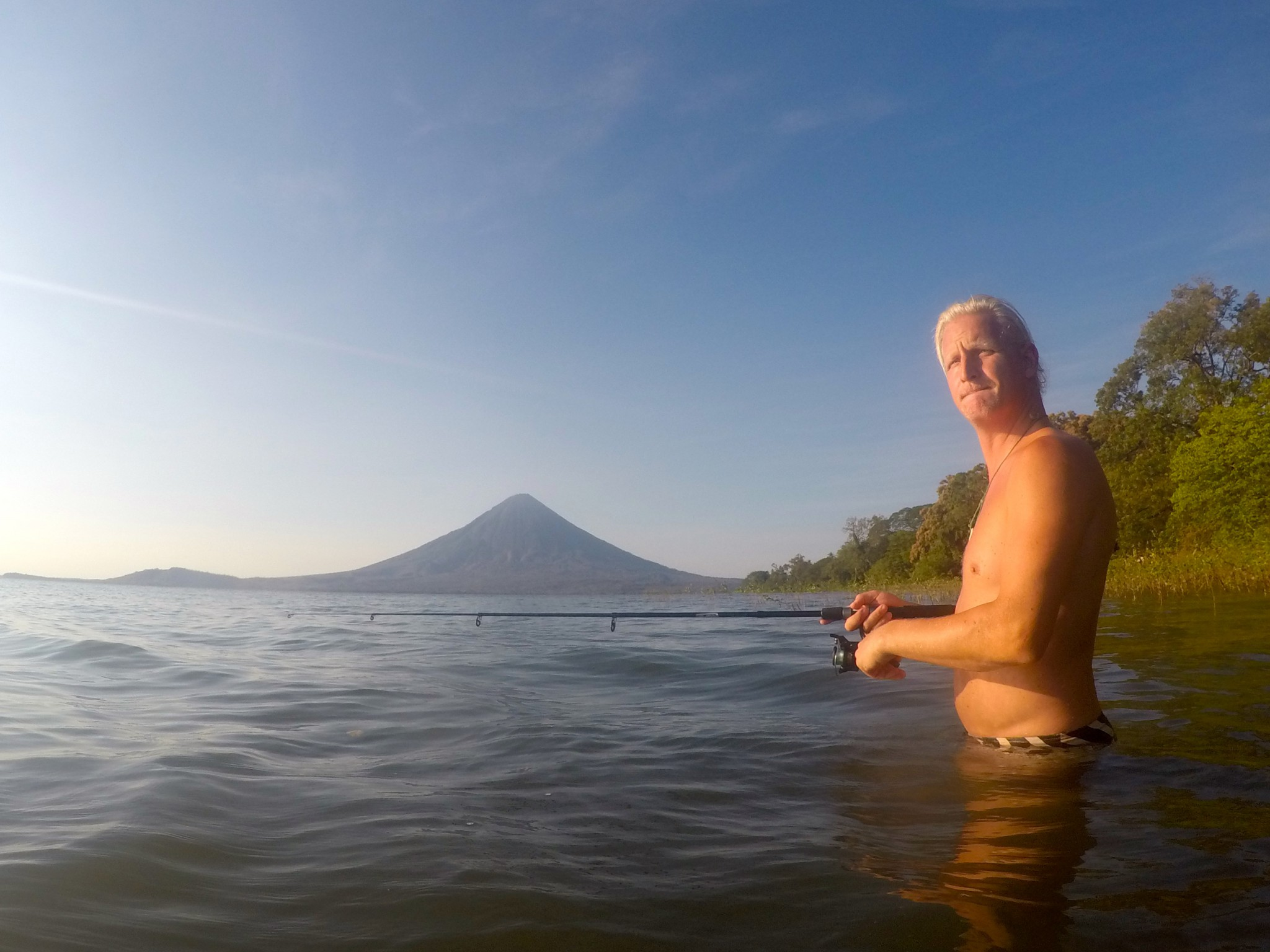 ometepe fishing