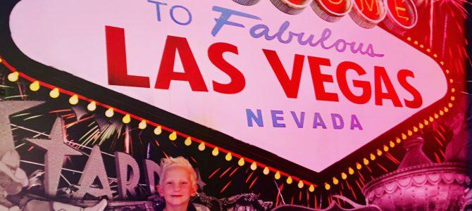 Jacks sjuårsfirande i Las Vegas – Del 2 – Showen!