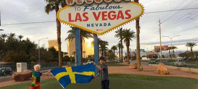 Las Vegas med barn – Den största behållningen