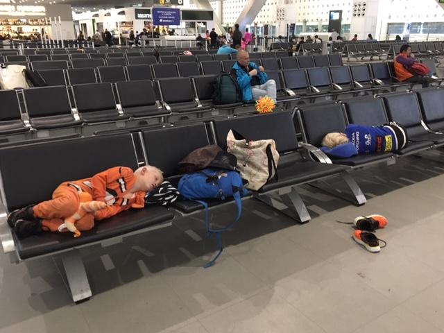 flygplats mexico