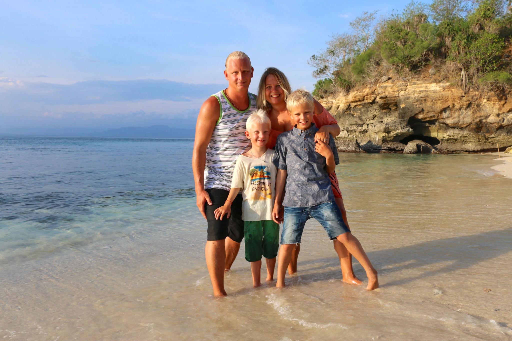 bali family