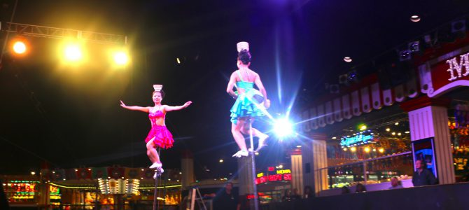 Circus Circus, Las Vegas – Budget över förväntningarna
