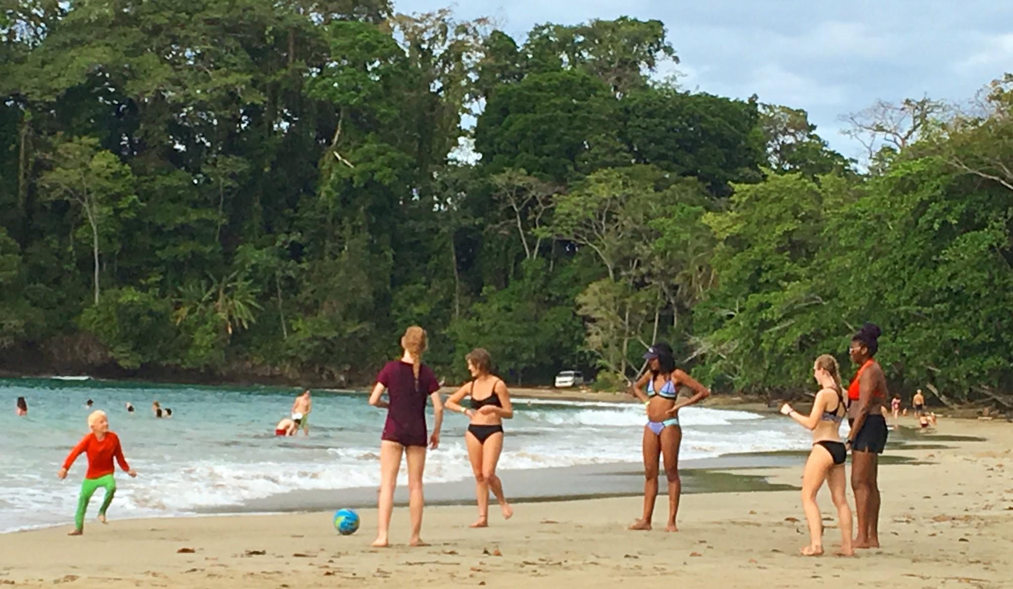 Puerto Viejo Punta Uva Costa Rica
