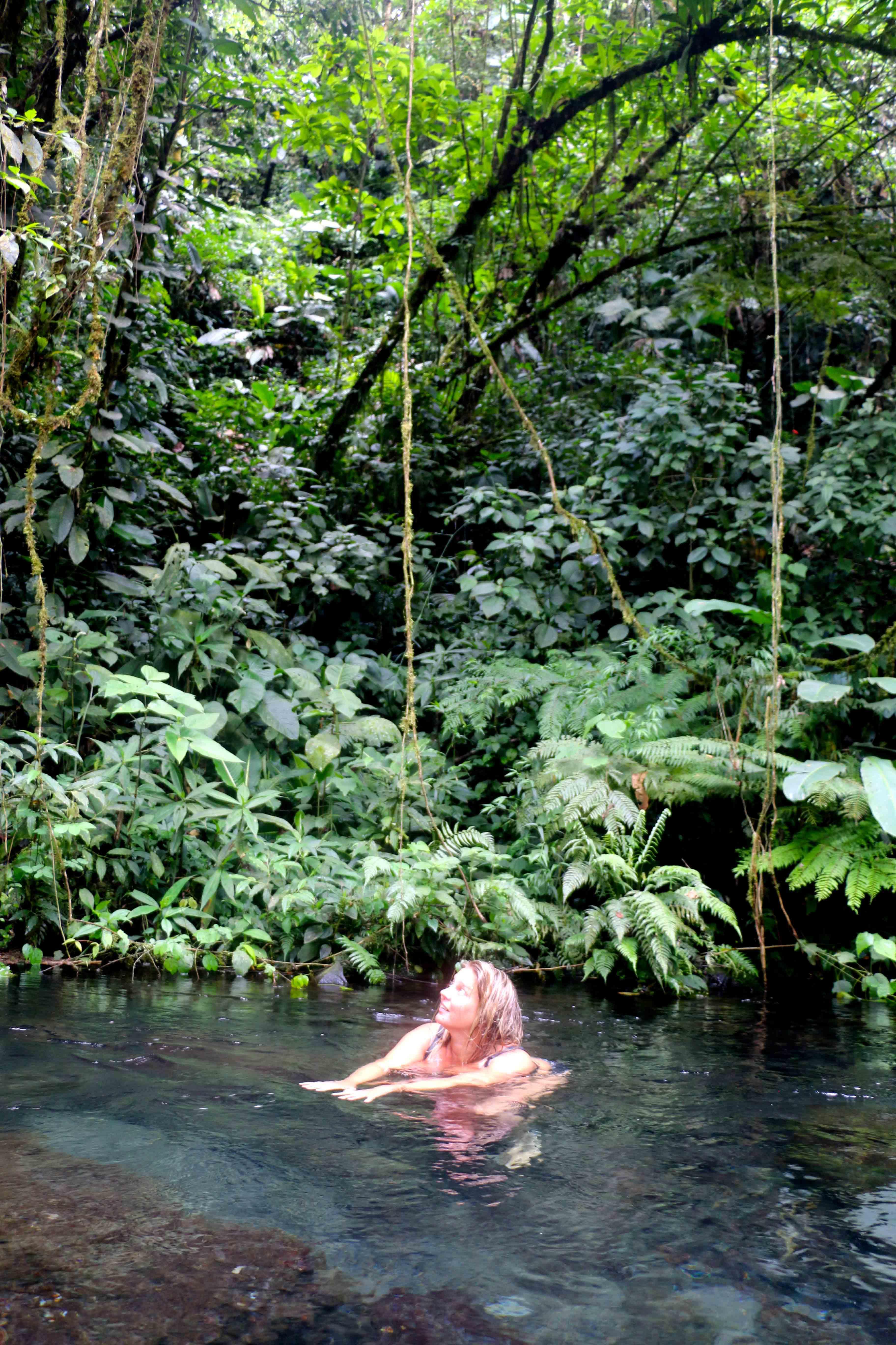 bo i regnskogen i costa rica