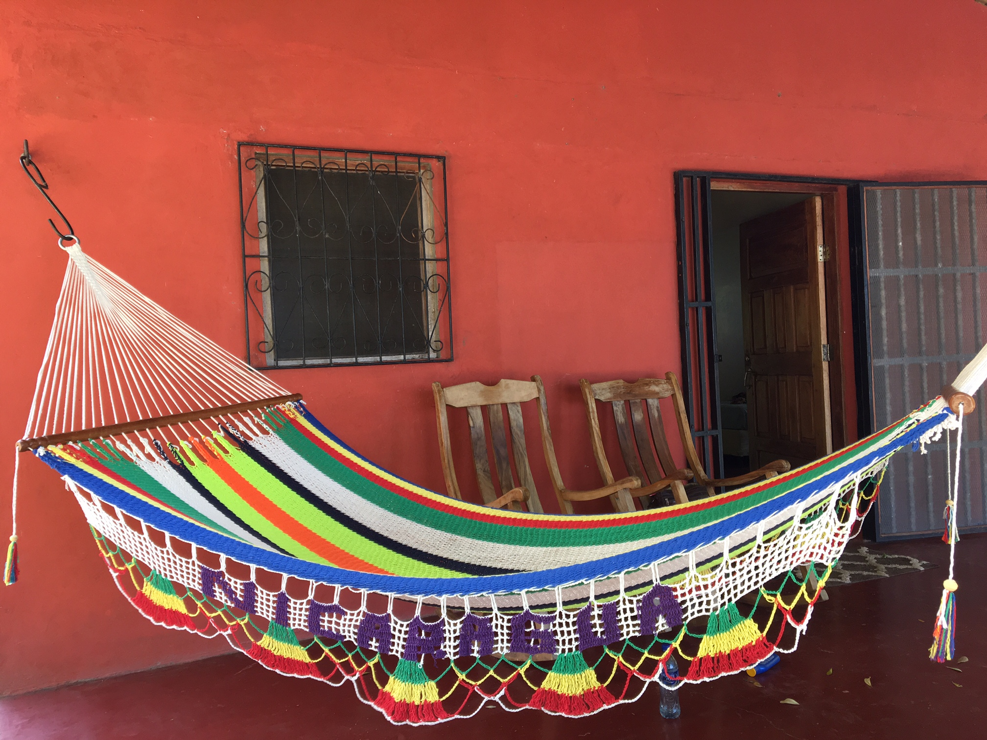 resa runt i centralamerika