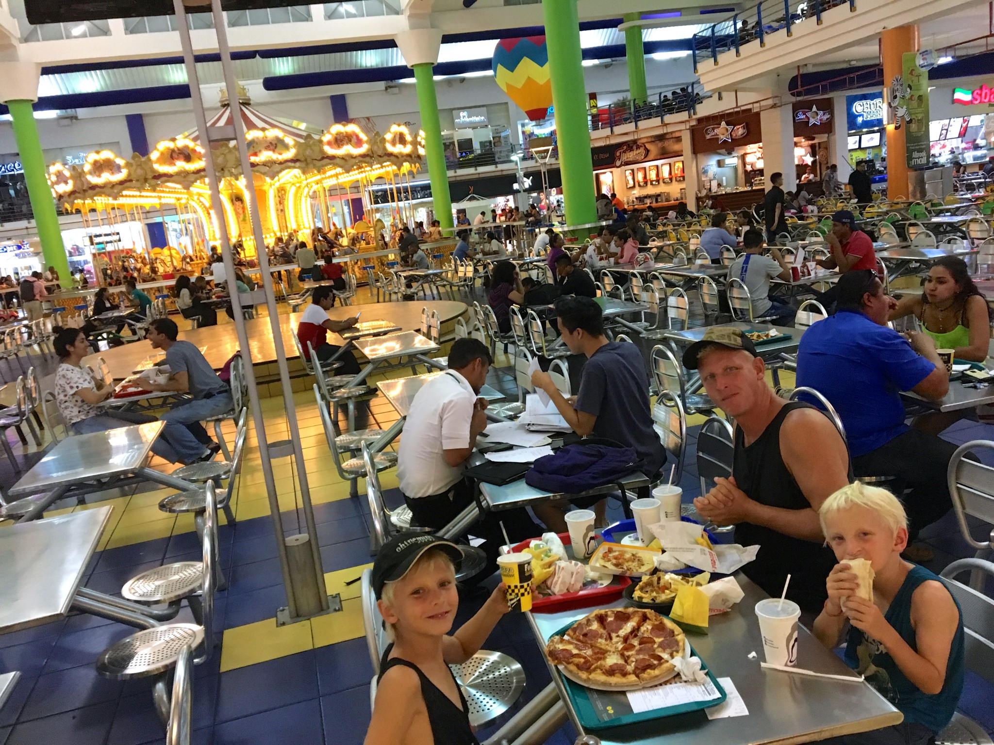 panama city food court