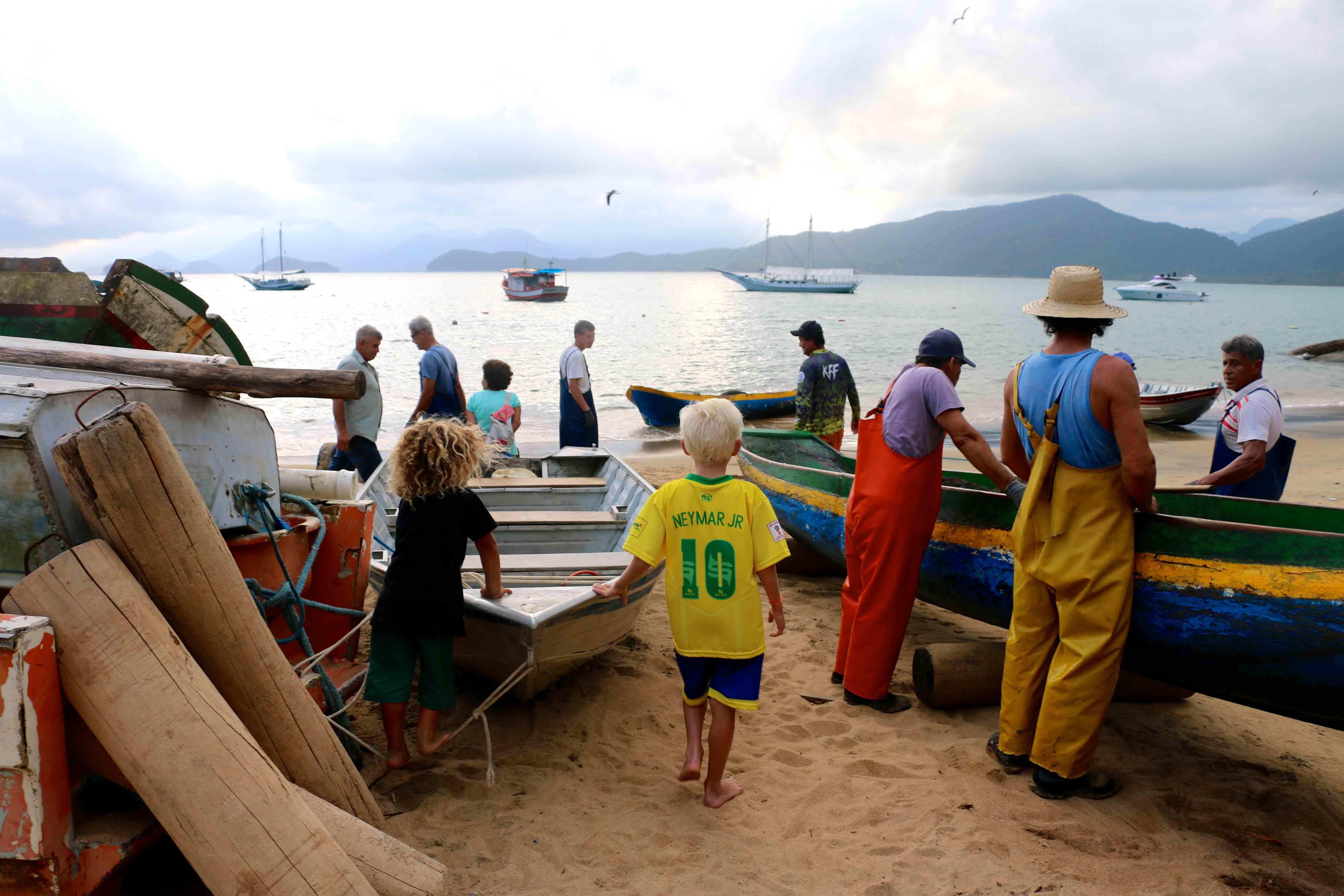 picinguaba fisket