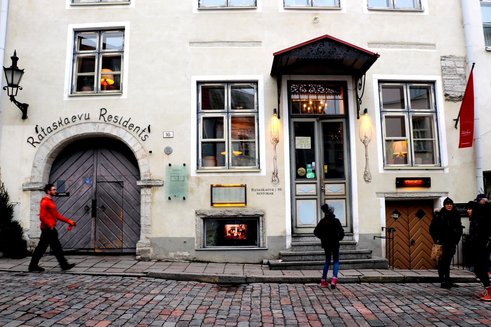 restaurangtips i tallinn gamla stan