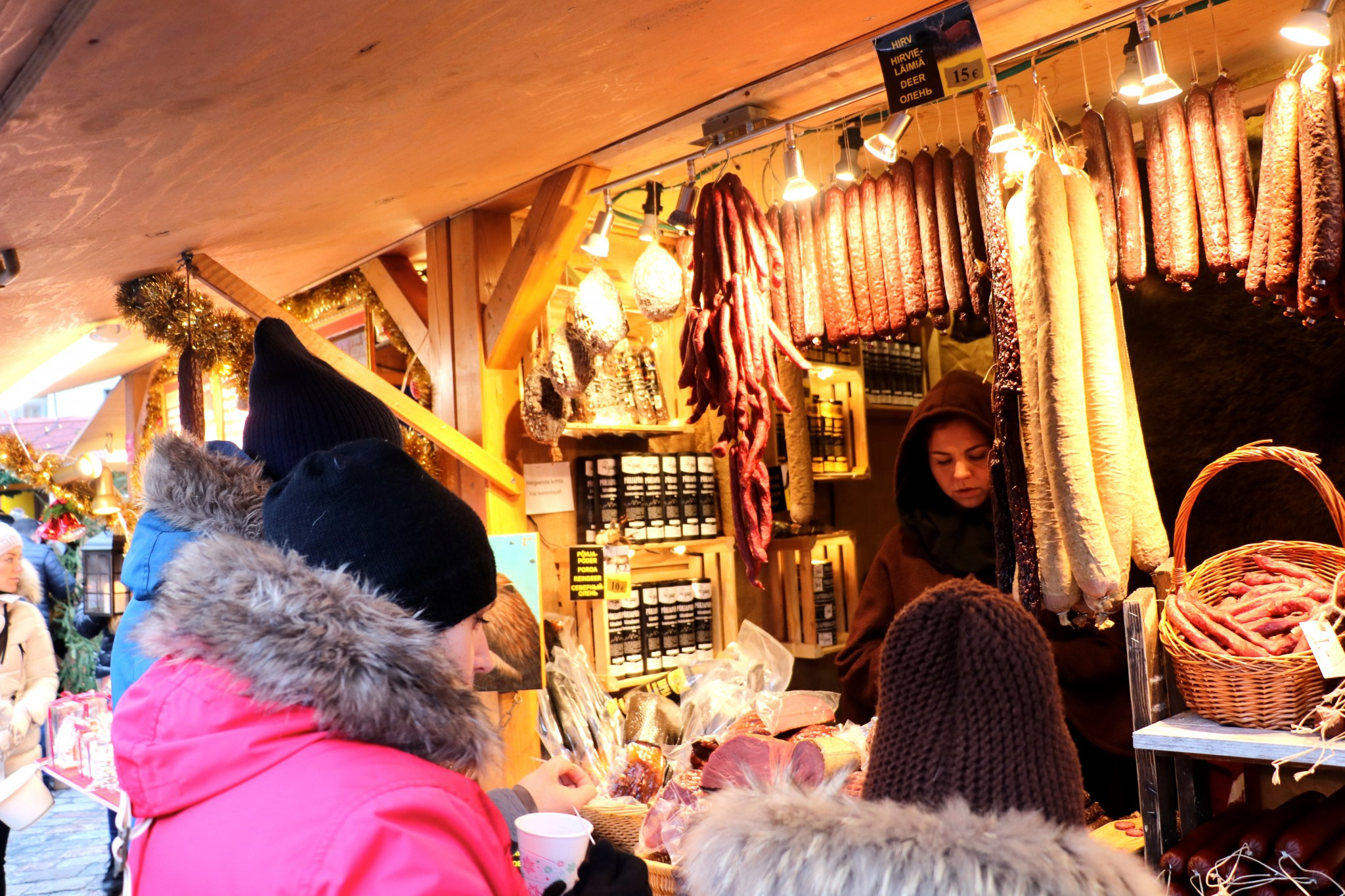 julmarknad i tallinn