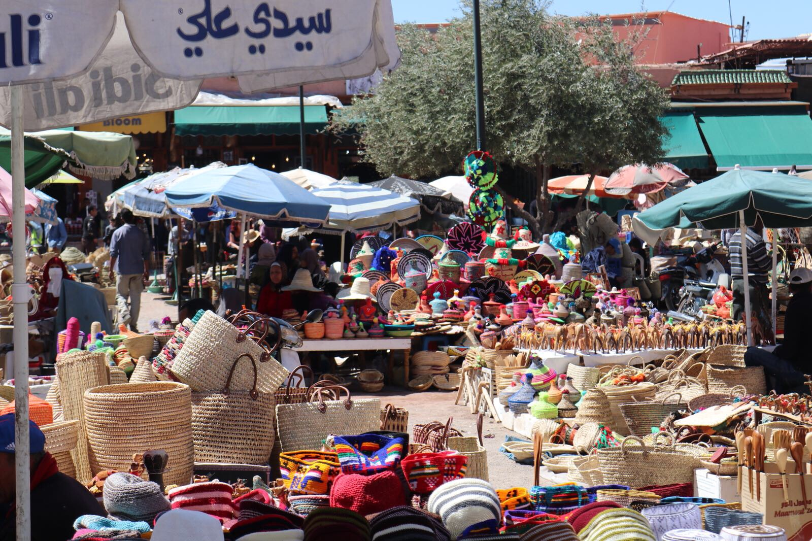 kul i soukerna i marrakech