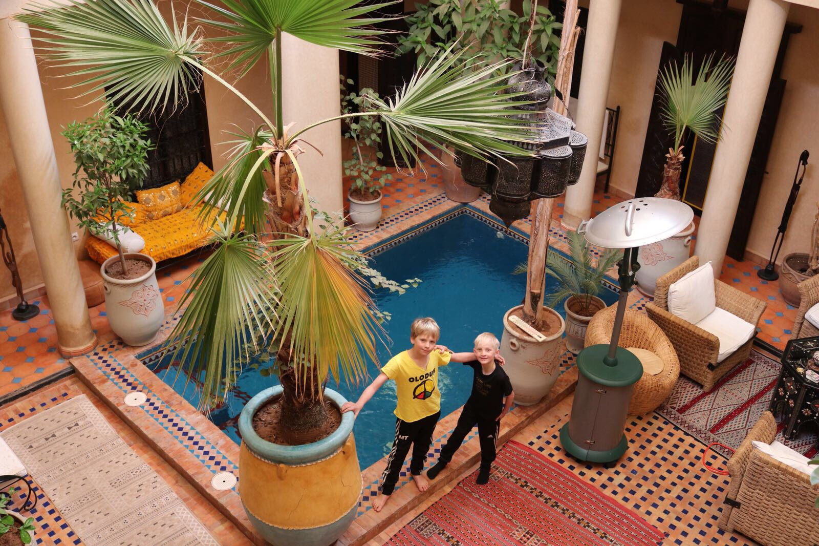 riad i marrakech