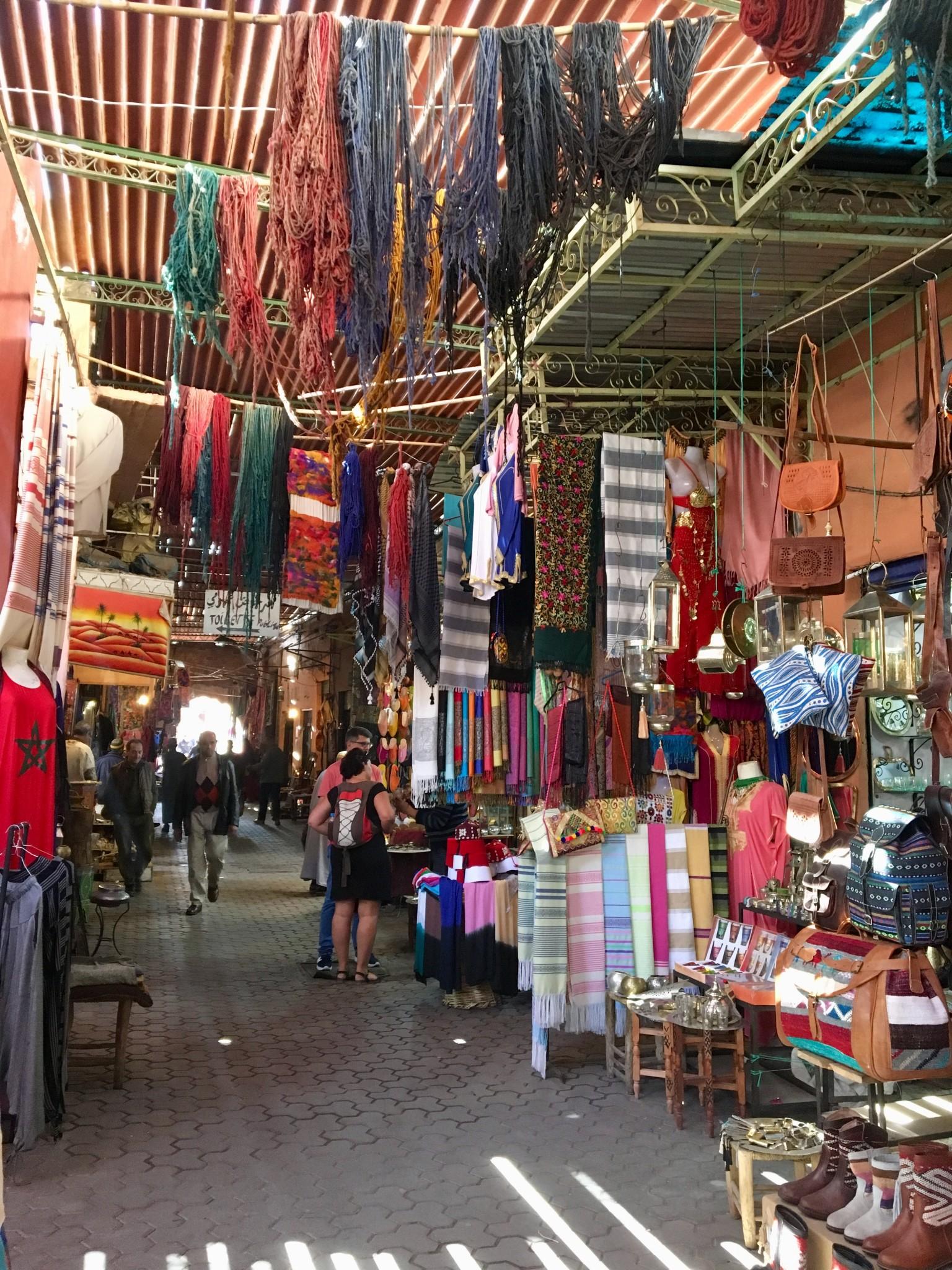 i soukerna i marrakech