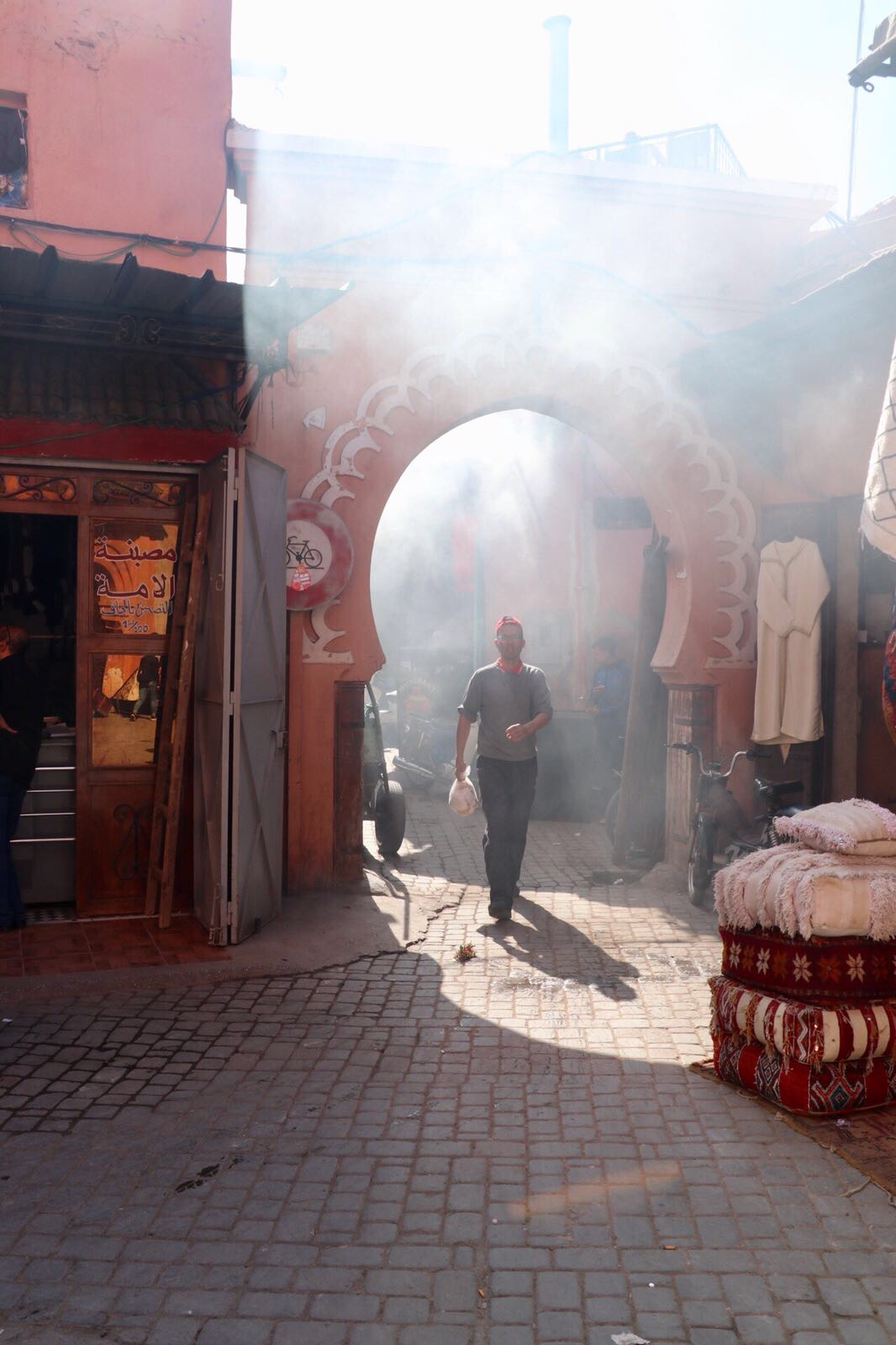 marrakech gamla stan