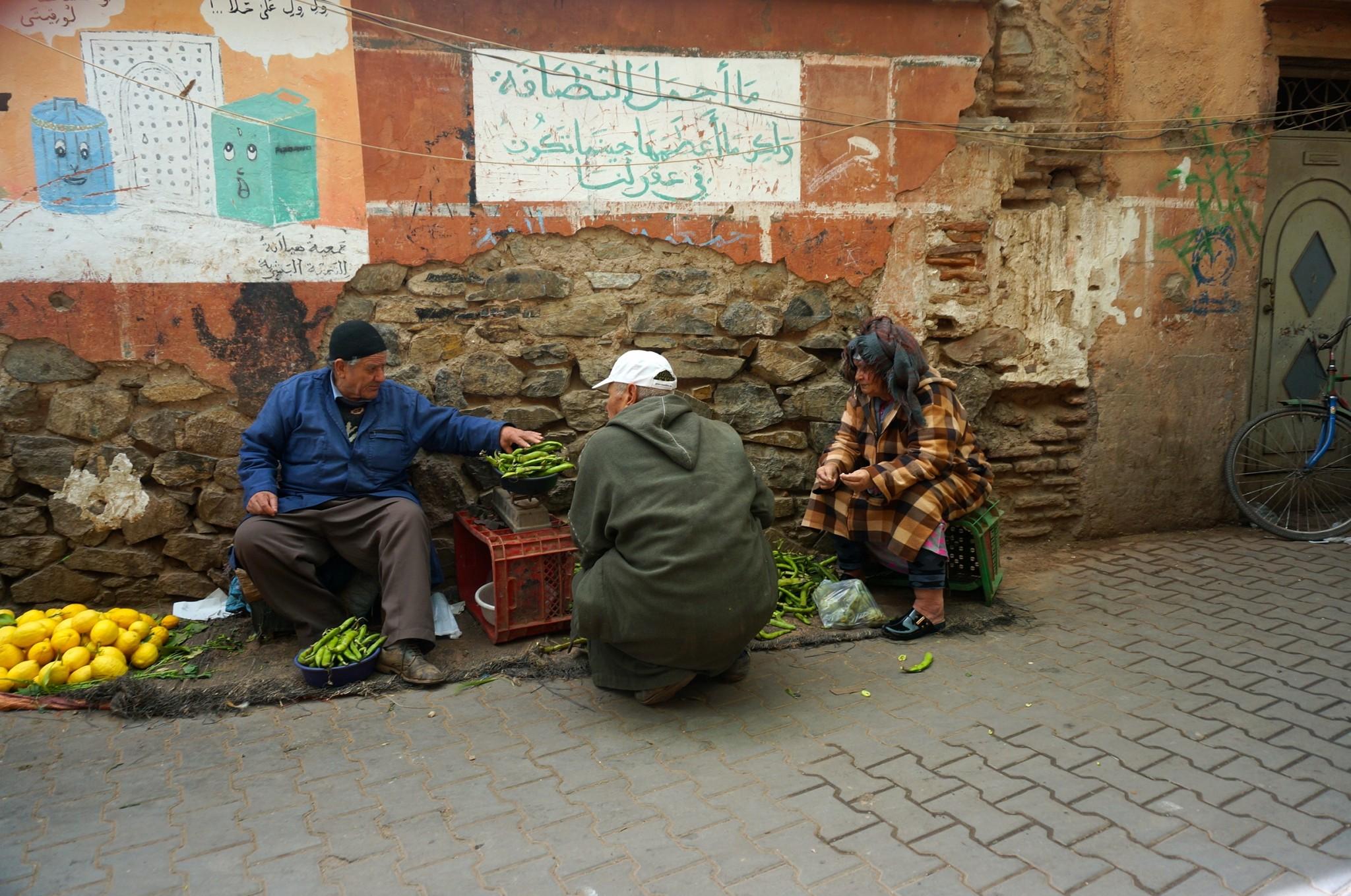 marrakech life